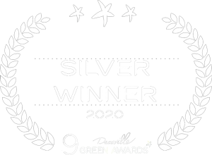 Silver winner Deauville green awards 9 2020