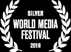 Silver World Media Festival 2018 award